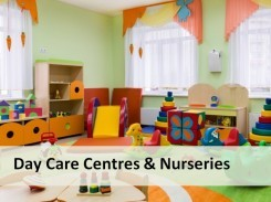 Accountants for day care centres