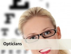 Accountants for opticians