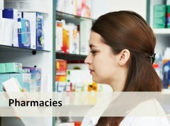 Accountants for pharmacies