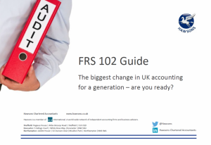 A guide to FRS 102