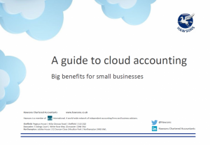 A guide to cloud accounting