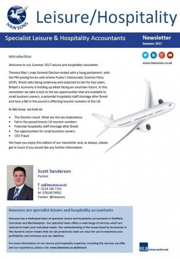 Transport and Logistics newsletter Winter 2017