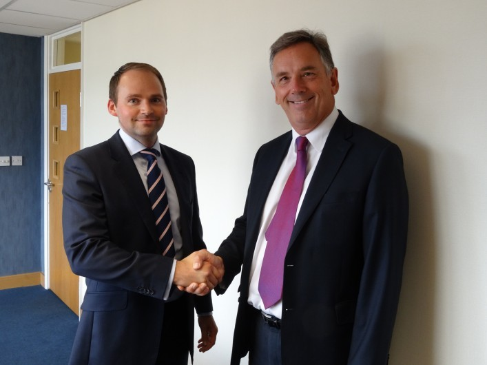 Peter Wilmer joins as Corporate Finance Partner