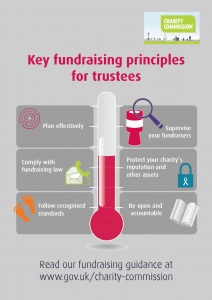 Charity commission fundriaisng principles