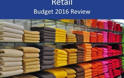 Retail 2016 Budget review and analysis for retailers