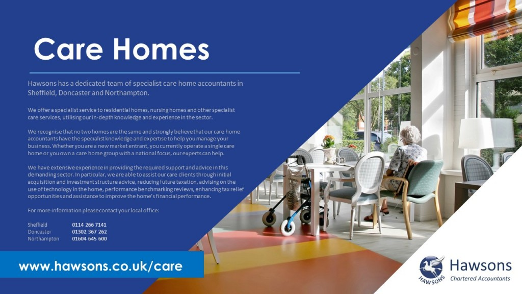 Care home accountant services PDF