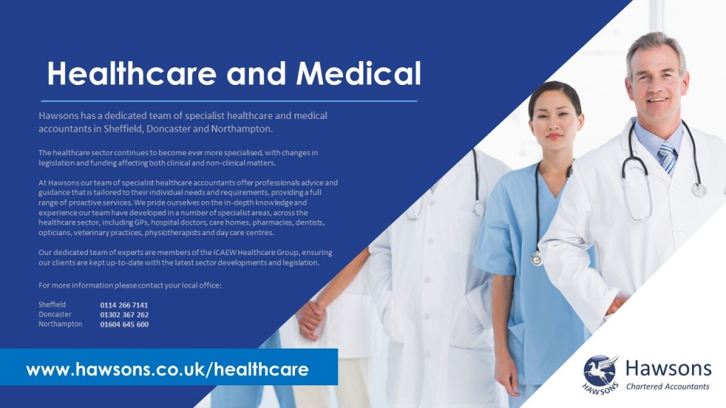 Healthcare and medical accountant services PDF