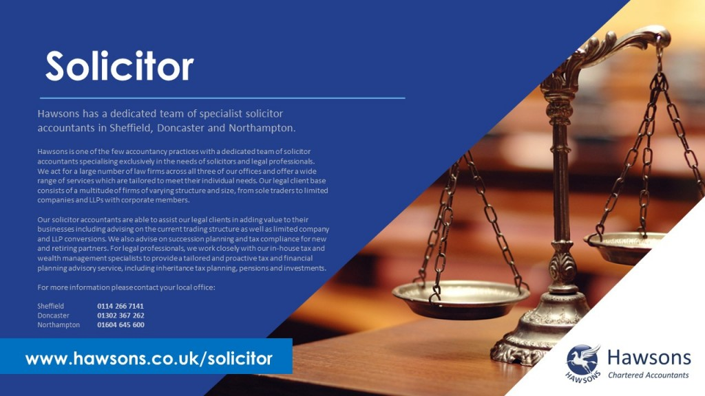 Solicitors accountant services PDF
