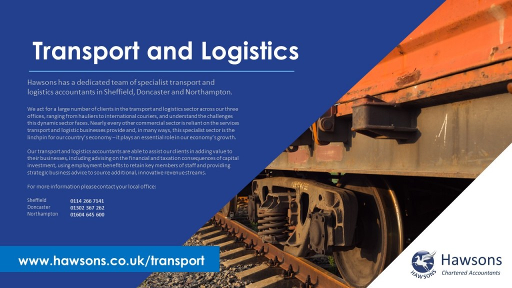 Transport and logistics accountant services PDF