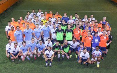 Hawsons' partners take part in international football tournament