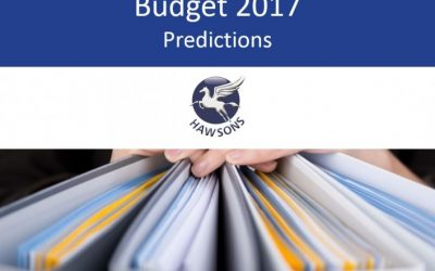 Spring Budget 2017: Predictions