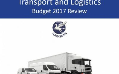 Transport and Logistics 2017 Budget review and analysis