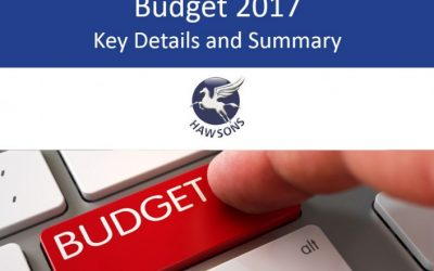 Budget 2017 Key Details and Summary